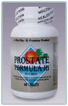 Vita Plus Prostate Formula 3 60 Tablets