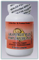 Vita Plus Grapefruit Plus 90 Tablets 250 mg