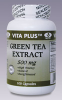 Vita Plus Green Tea Extract Decaff Capsules 500 mg